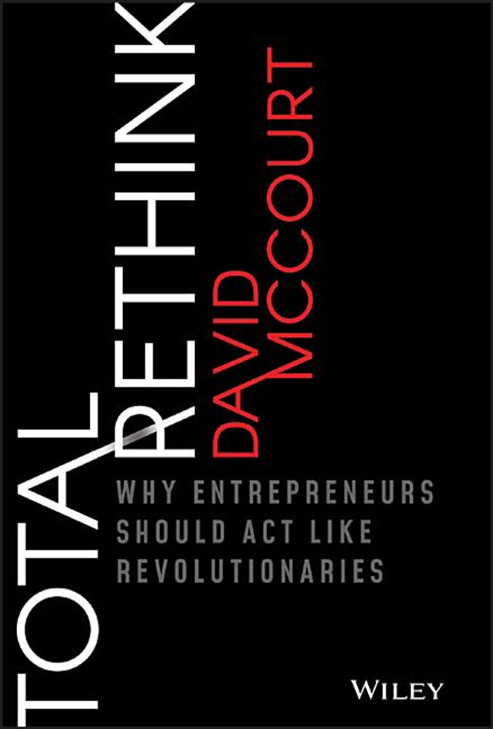 Total Rethink Why Entrepreneurs Should ACT Like Revolutionaries