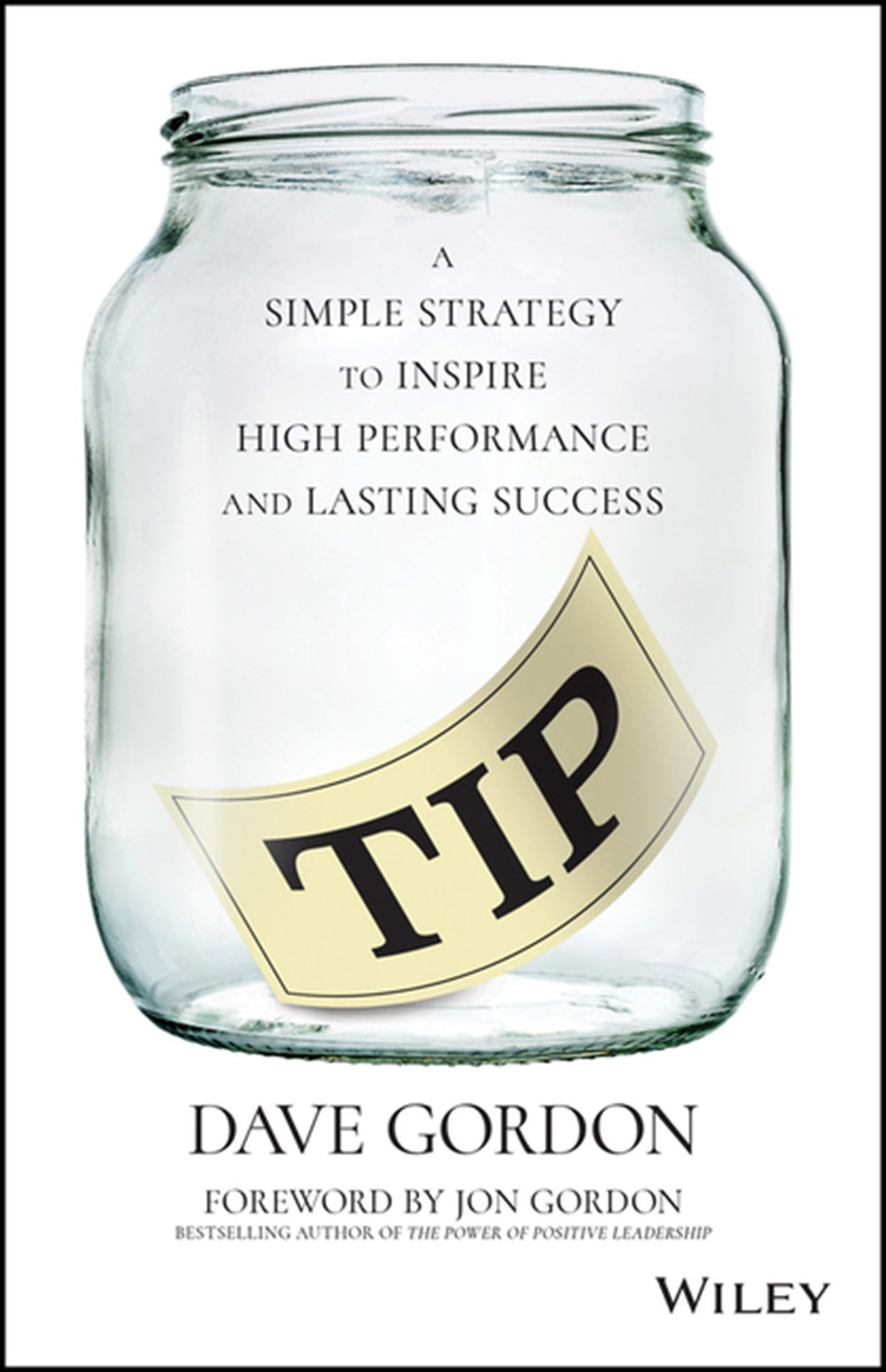 Tip A Simple Strategy to Inspire High Performance and Lasting Success