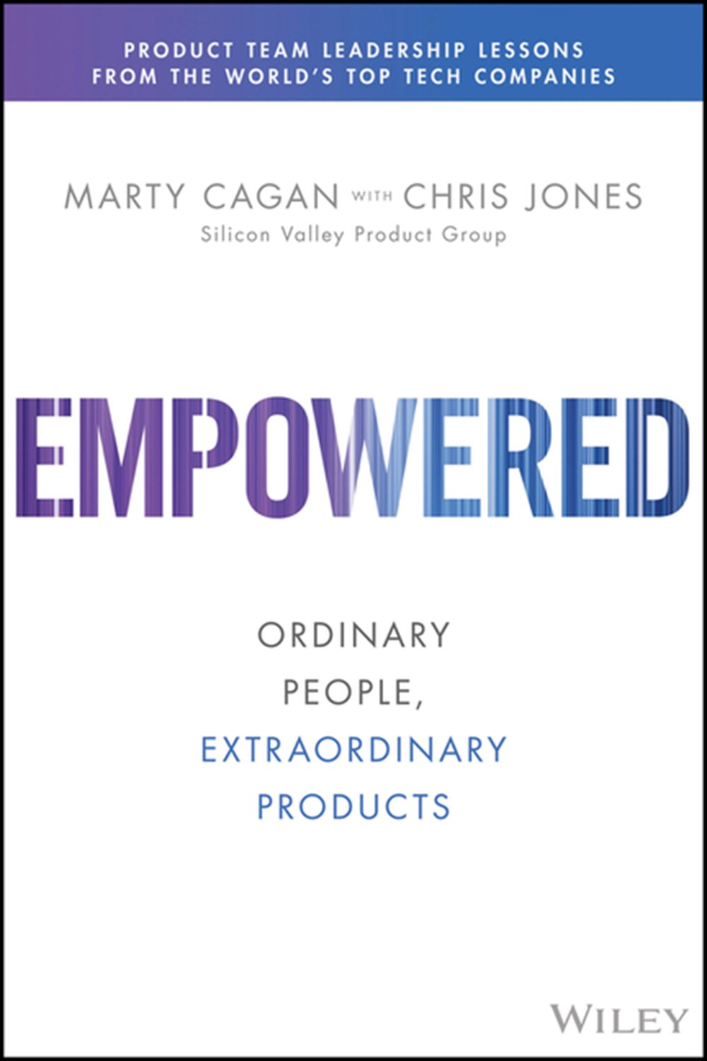 Empowered Ordinary People, Extraordinary Products