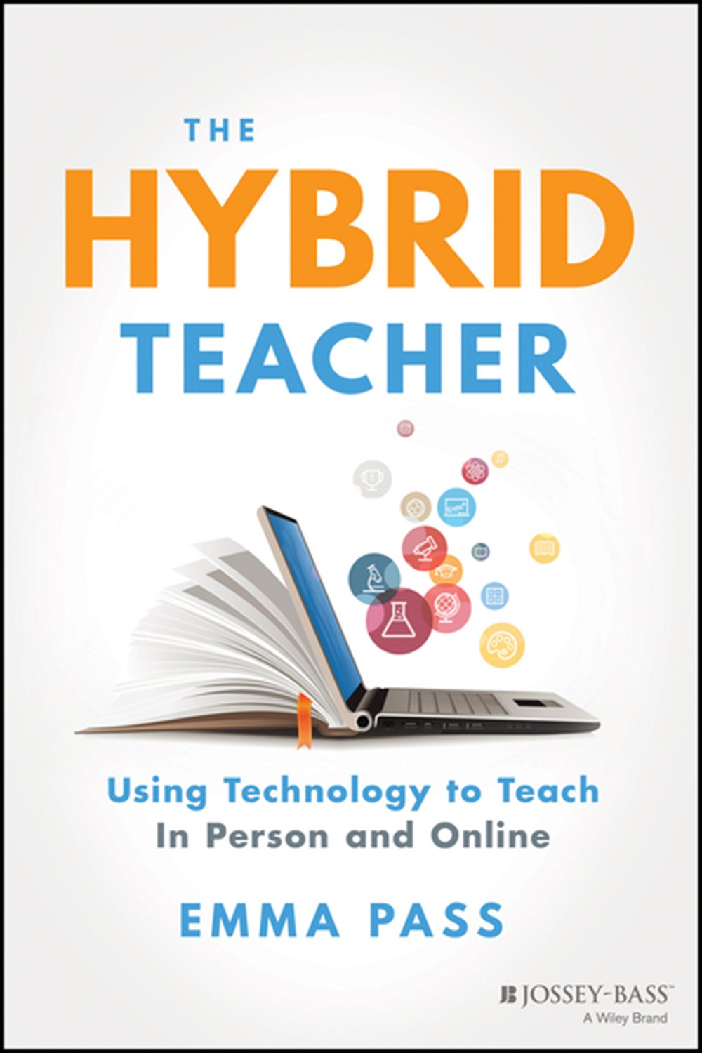 Hybrid Teacher Using Technology to Teach in Person and Online