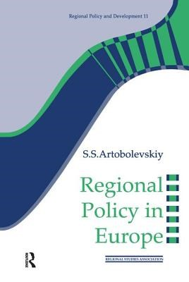 Regional Policy in Europe
