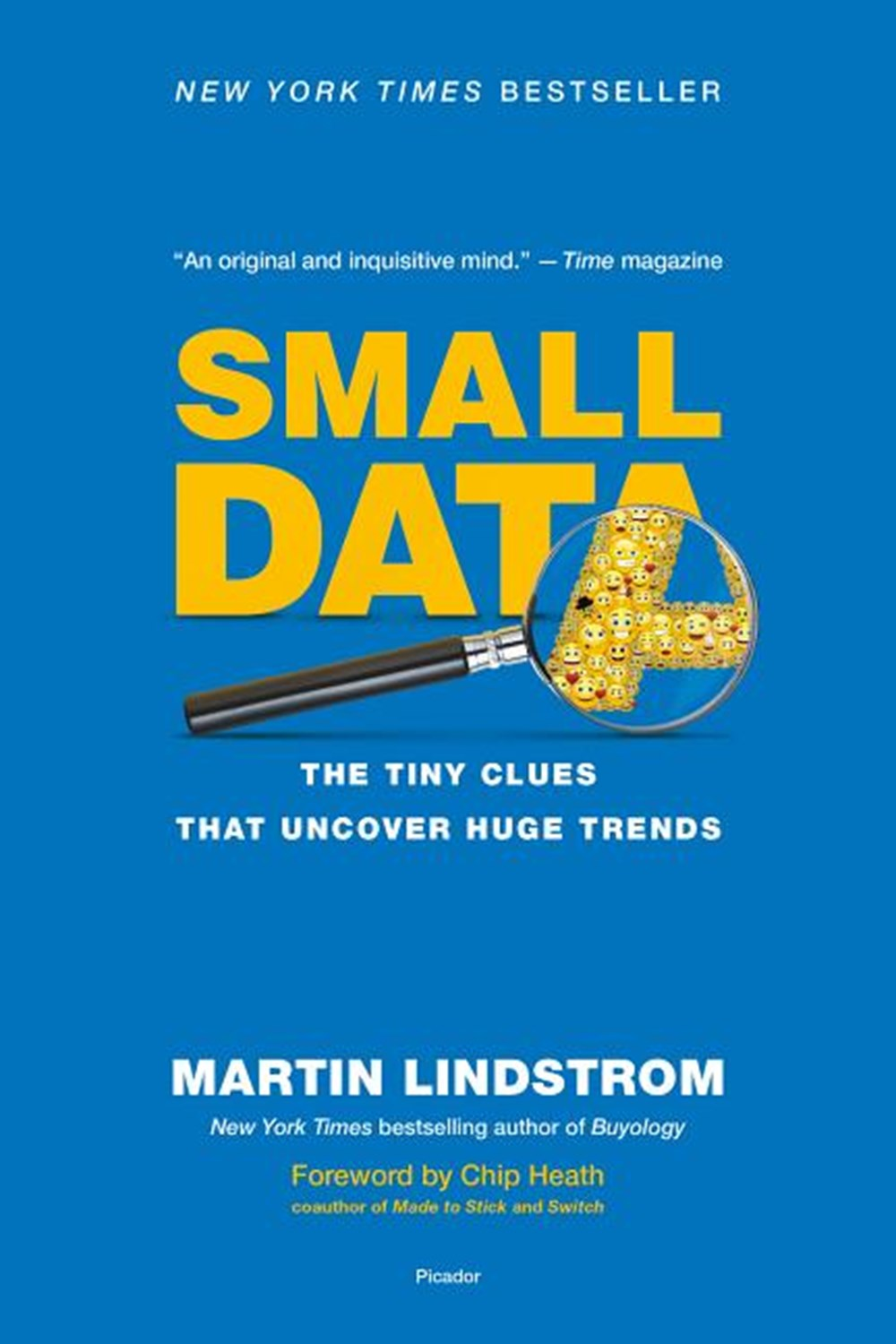 Small Data The Tiny Clues That Uncover Huge Trends