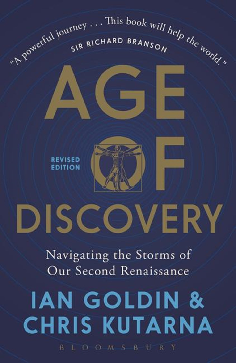 Age of Discovery Navigating the Risks and Rewards of Our New Renaissance (Revised)