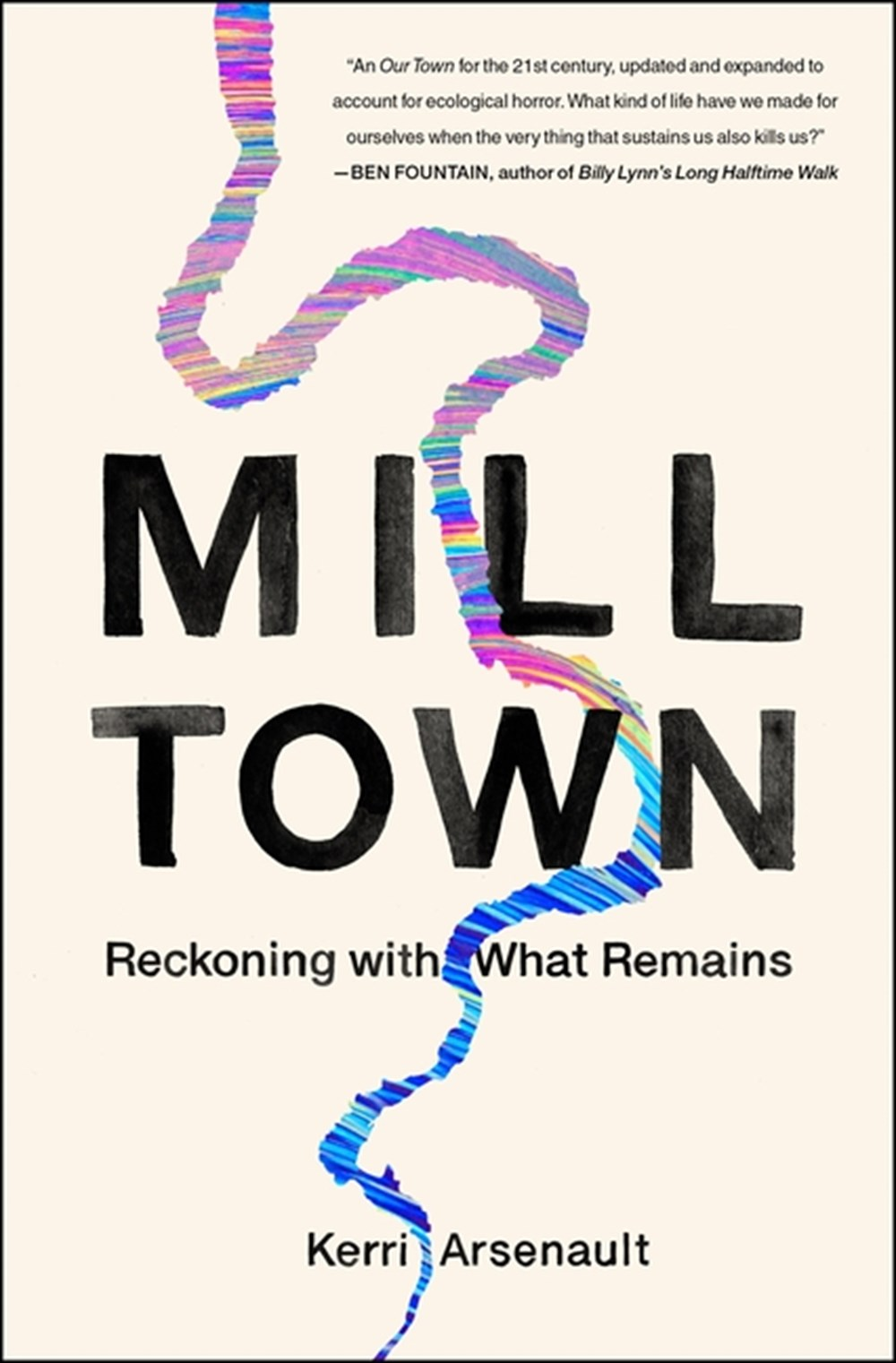 Mill Town Reckoning with What Remains