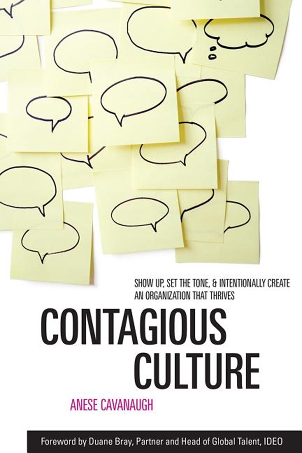 Contagious Culture Show Up, Set the Tone, and Intentionally Create an Organization That Thrives