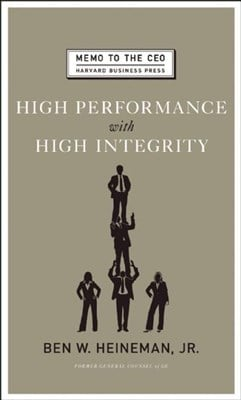 High Performance with High Integrity