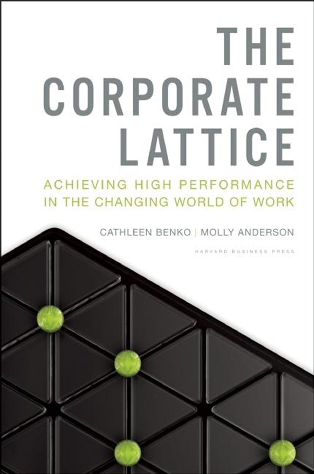 Corporate Lattice Achieving High Performance in the Changing World of Work