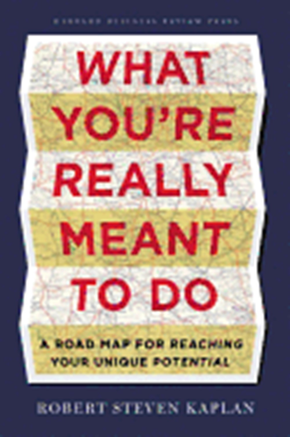 What You're Really Meant to Do A Road Map for Reaching Your Unique Potential