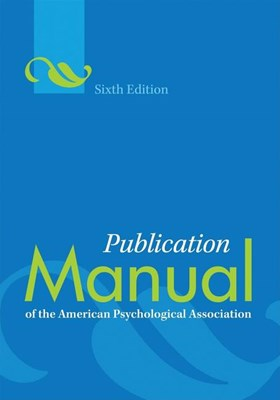 Publication Manual of the American Psychological Association (Revised)