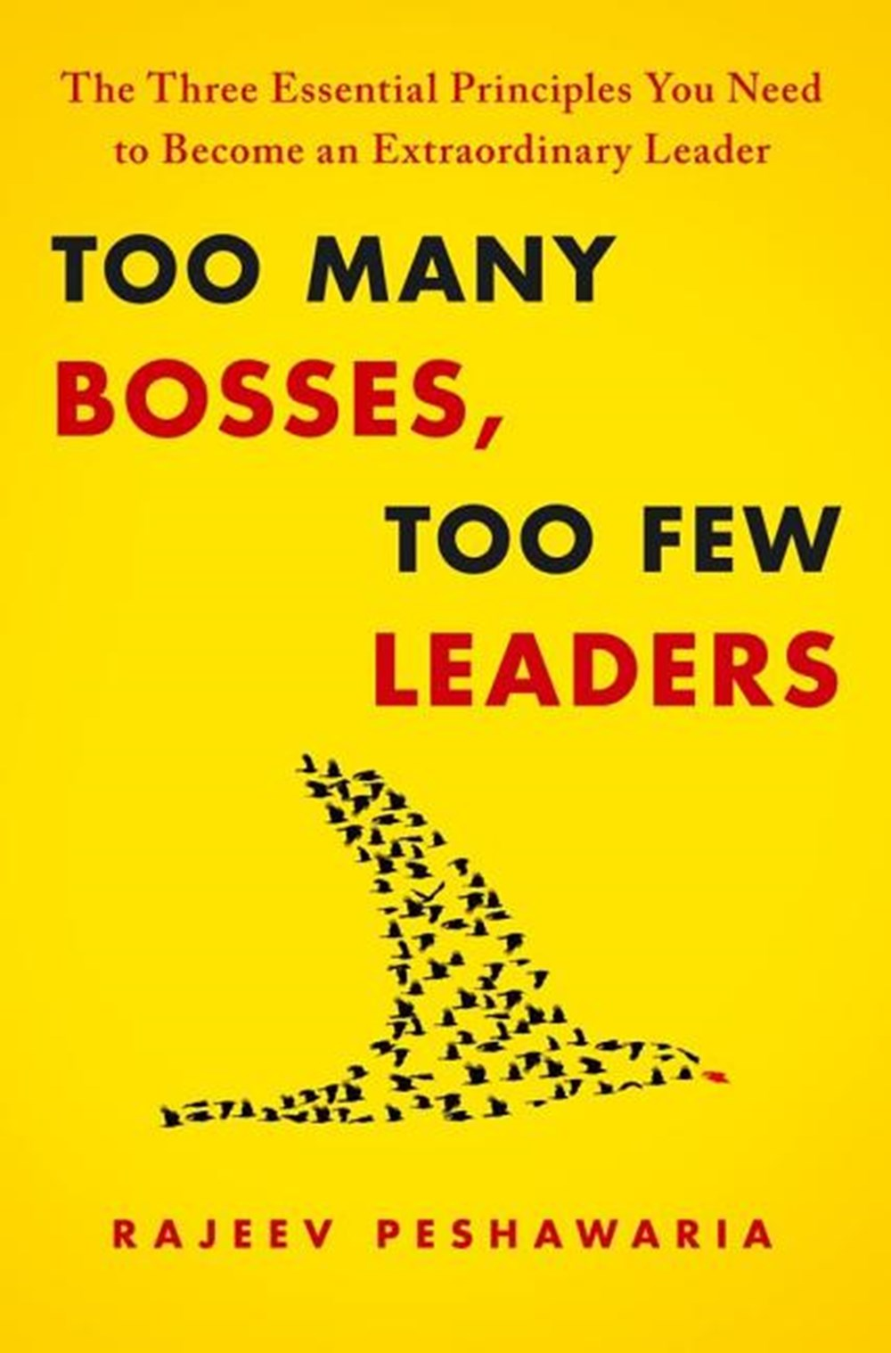 Too Many Bosses, Too Few Leaders: The Three Essential Principles You Need to Become an Extraordinary