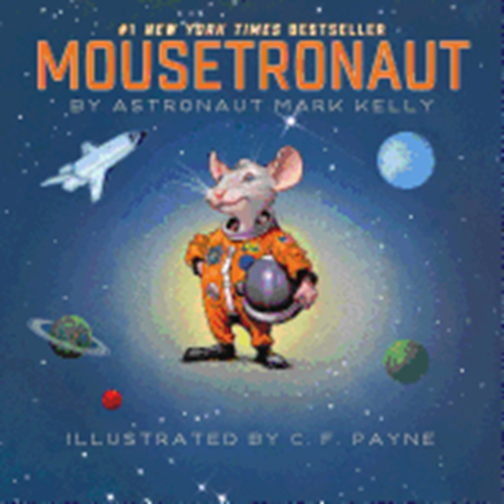 Mousetronaut Based on a (Partially) True Story