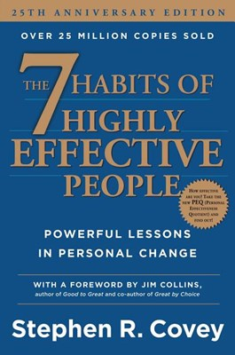 7 Habits of Highly Effective People: Powerful Lessons in Personal Change (Anniversary)