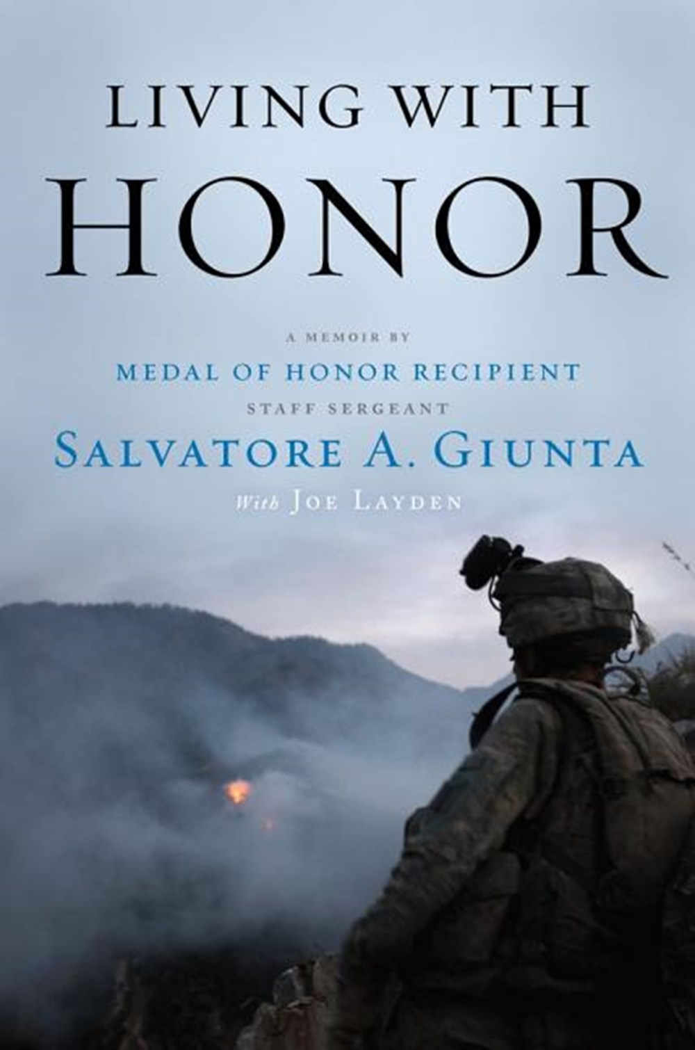 Living with Honor A Memoir