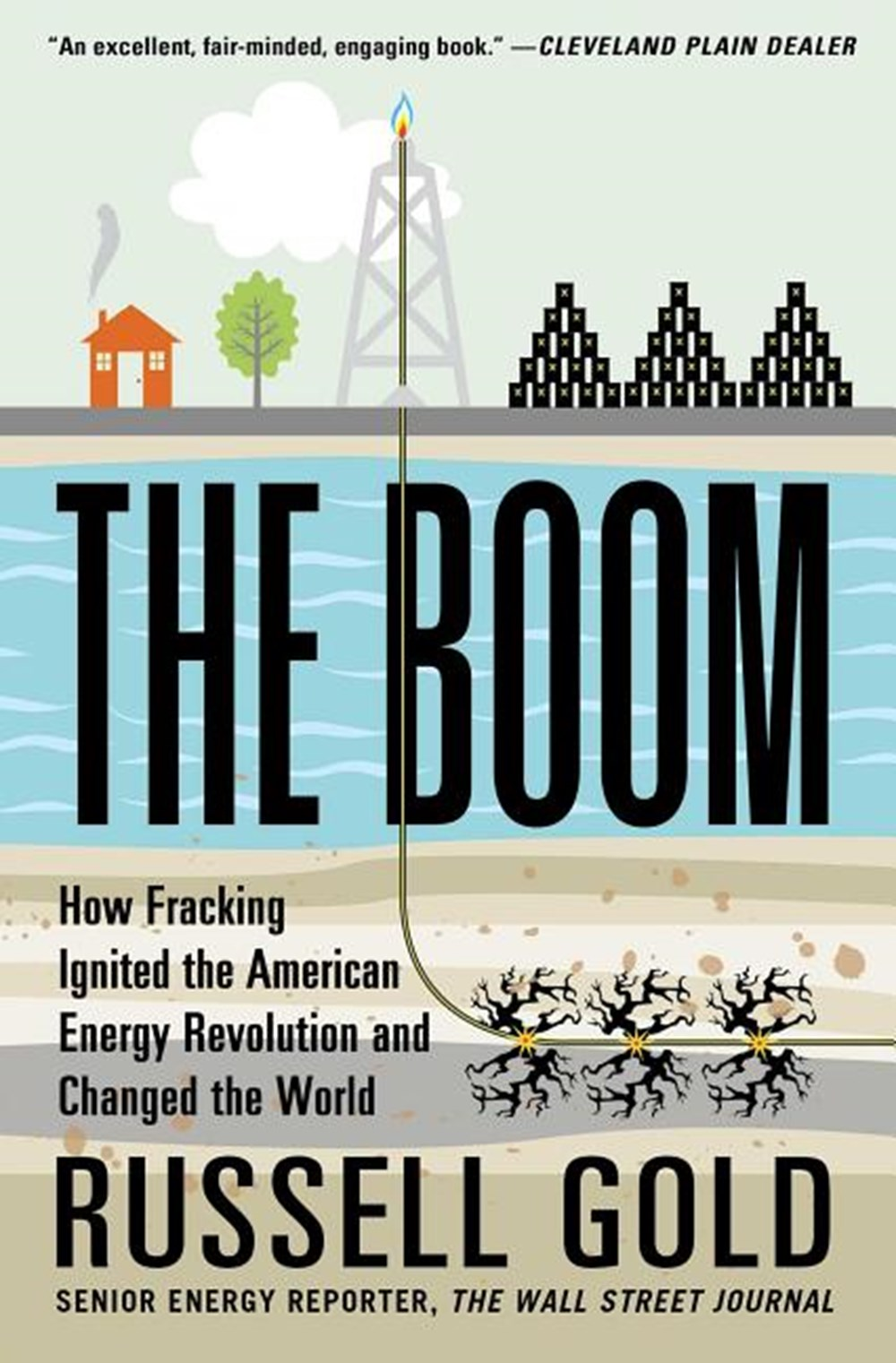 Boom How Fracking Ignited the American Energy Revolution and Changed the World