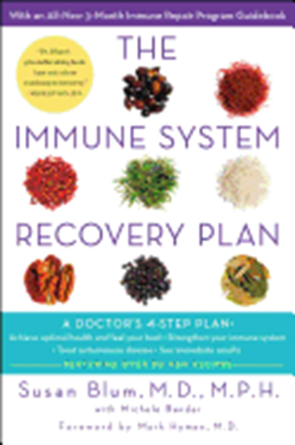 Immune System Recovery Plan A Doctor's 4-Step Program to Treat Autoimmune Disease