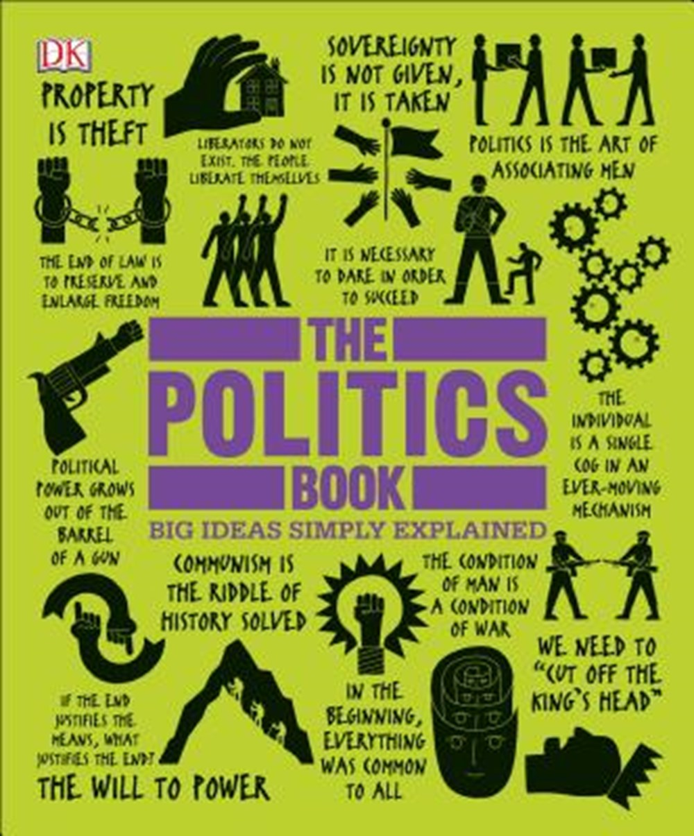 Politics Book Big Ideas Simply Explained