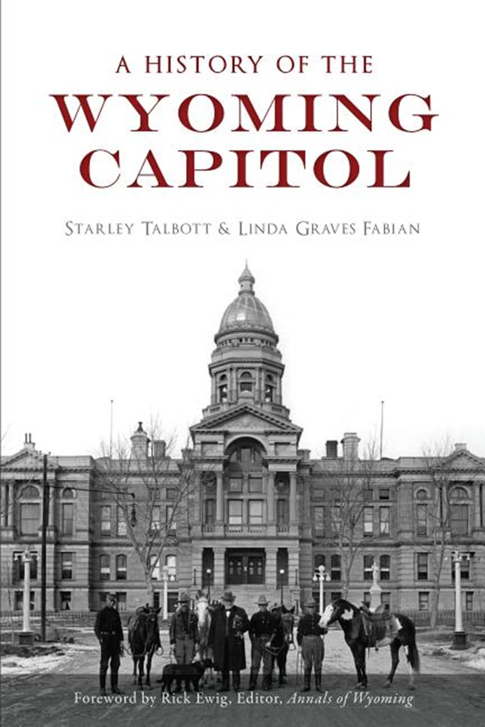 History of the Wyoming Capitol