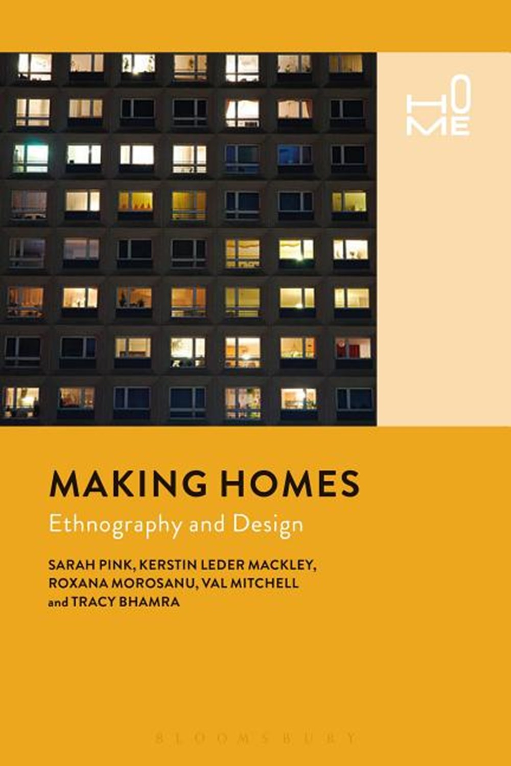 Making Homes Ethnography and Design