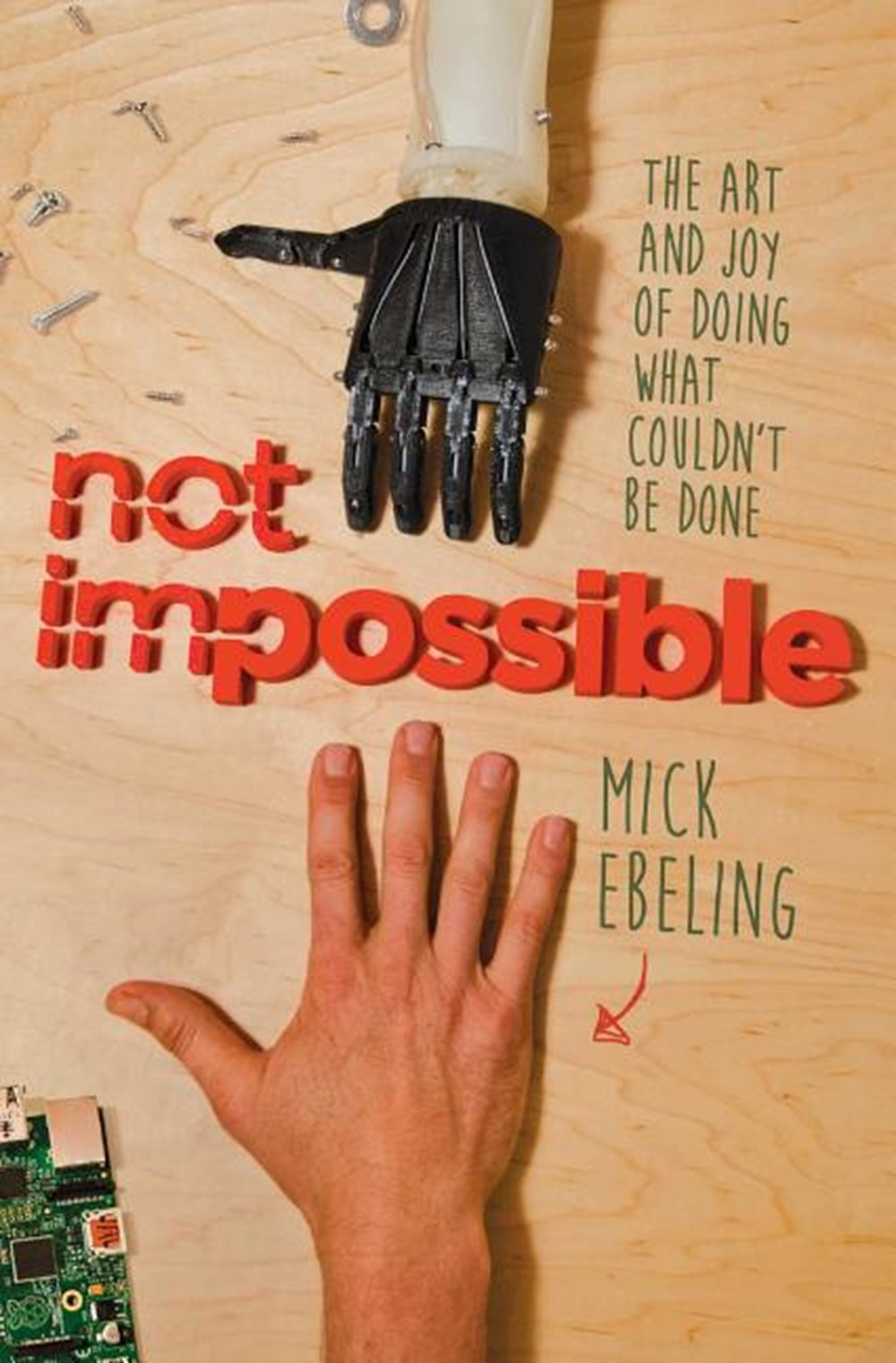 Not Impossible The Art and Joy of Doing What Couldn't Be Done