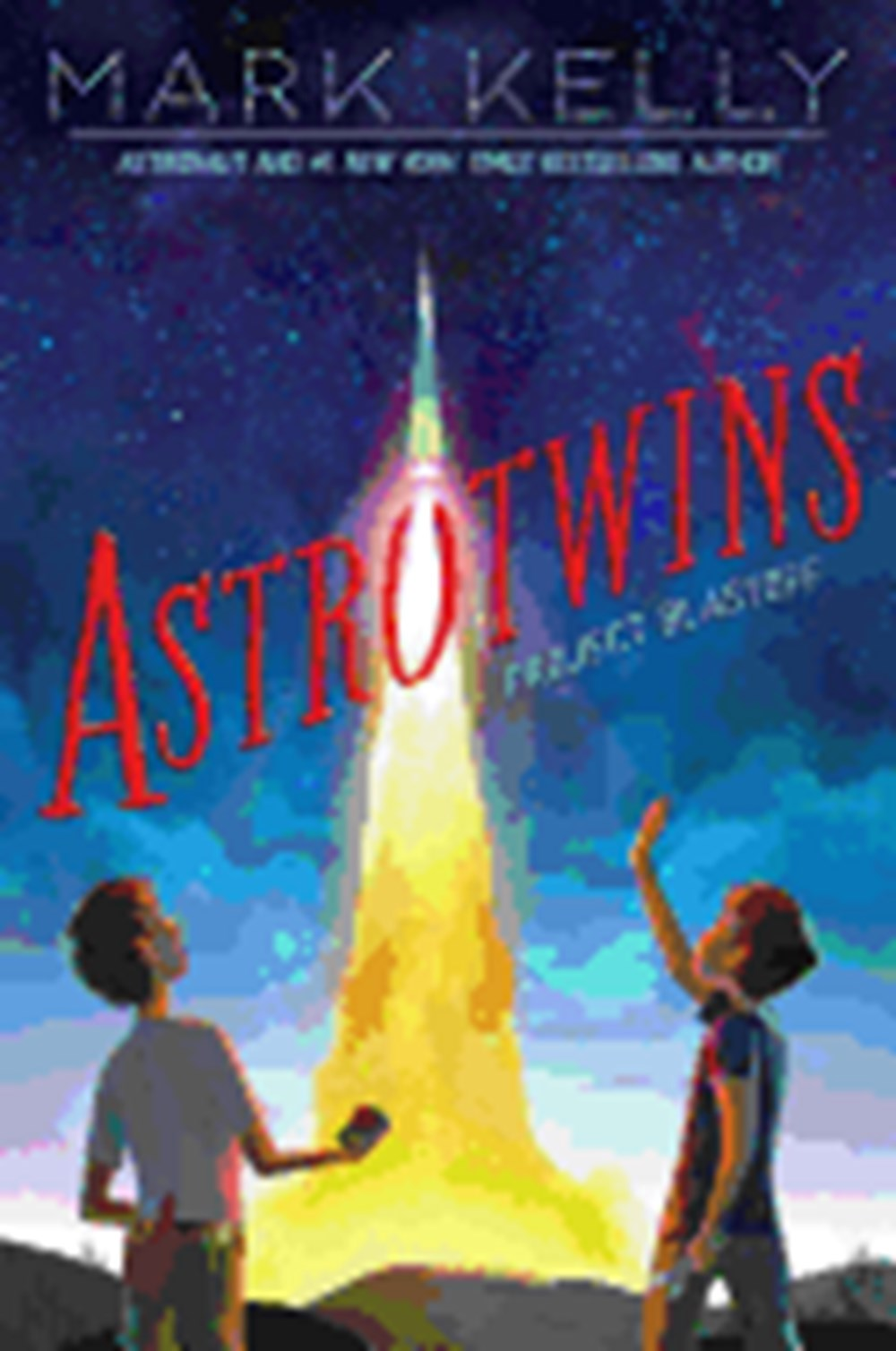 Astrotwins -- Project Blastoff (Reprint)