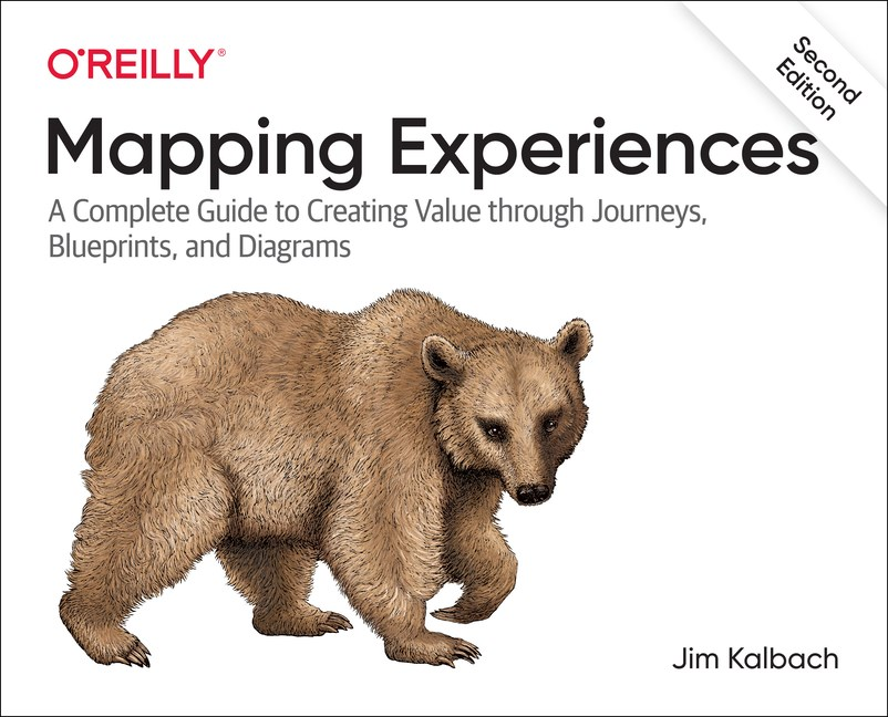 Mapping Experiences In Paperback By James Kalbach