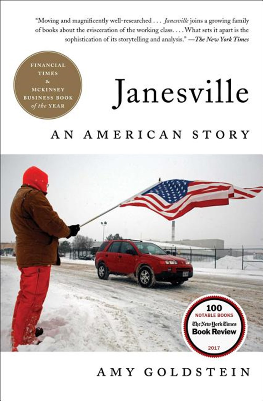 Janesville An American Story