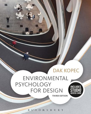 Environmental Psychology for Design: Bundle Book + Studio Access Card [With Access Code]