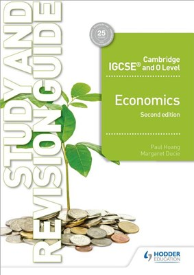 Camb Igcse & O Level Economics Study & Revision Guide 2nd Edition