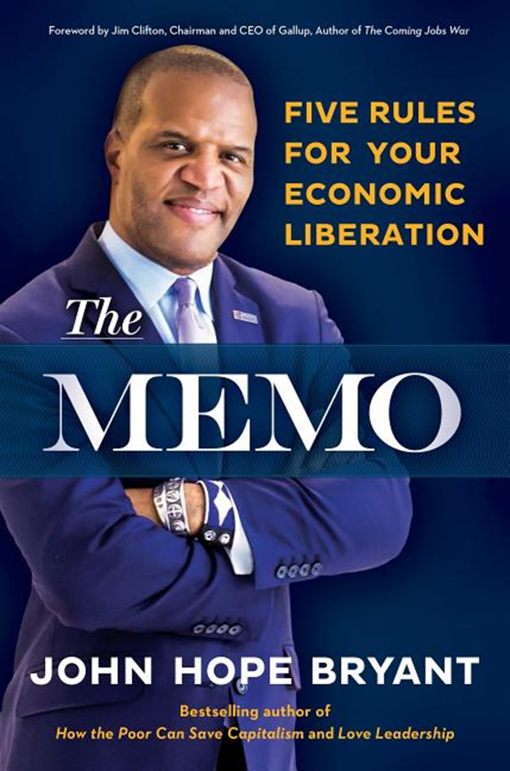 Memo Five Rules for Your Economic Liberation (16pt Large Print Edition)