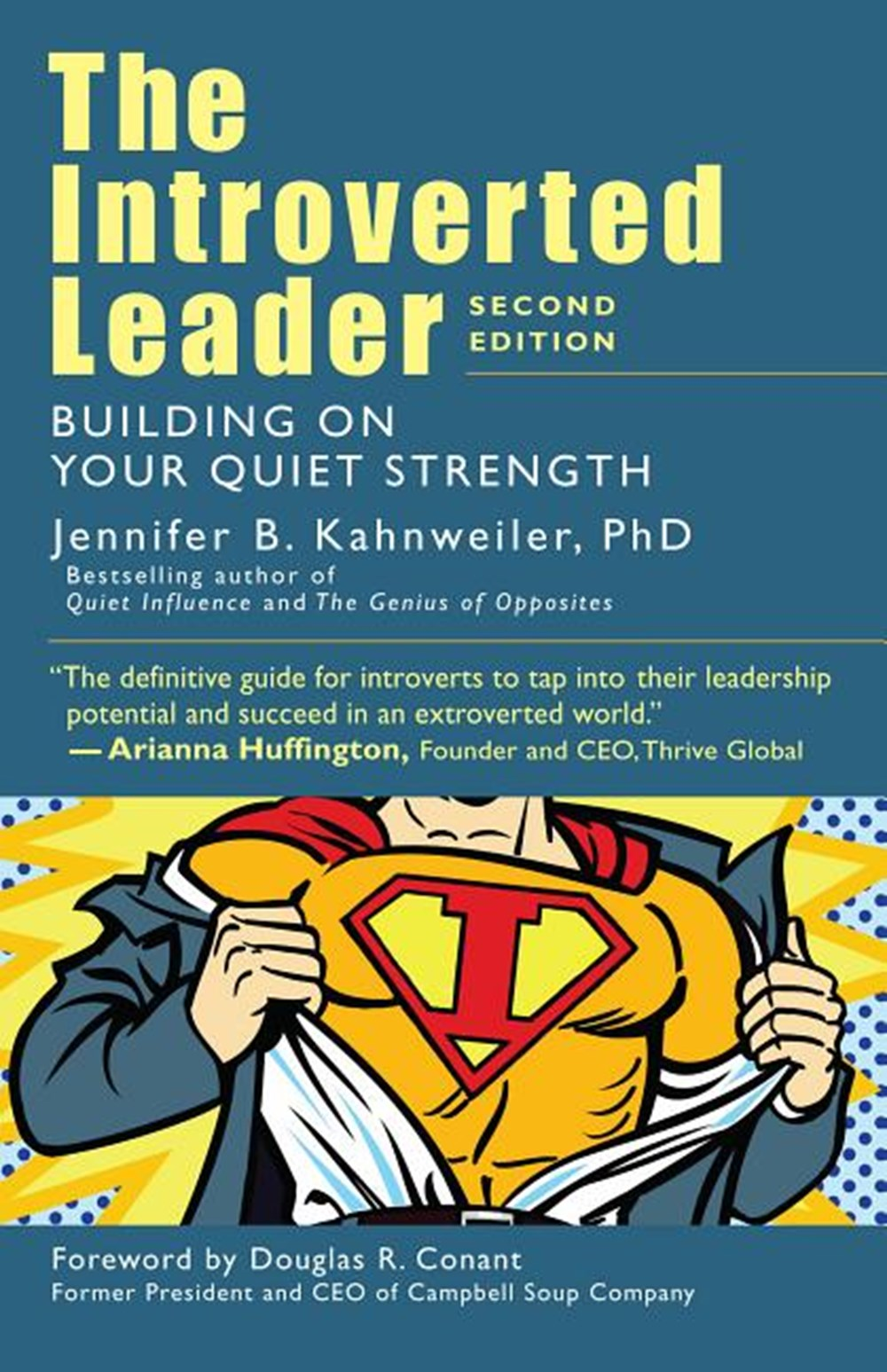 Introverted Leader Building on Your Quiet Strength