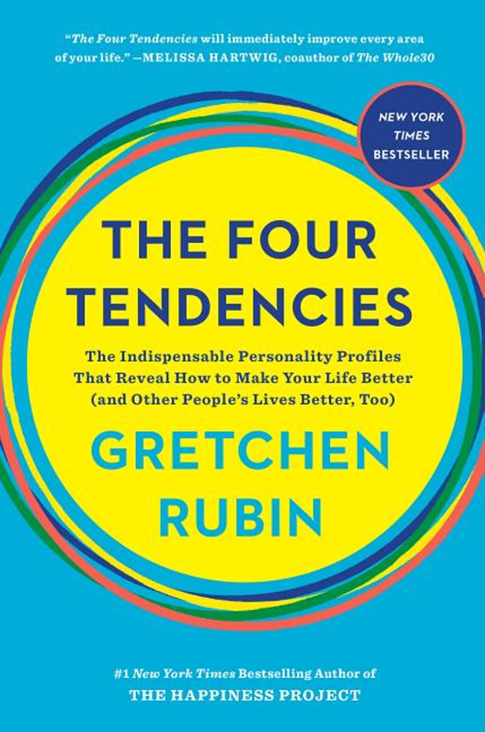 Four Tendencies The Indispensable Personality Profiles That Reveal How to Make Your Life Better (and