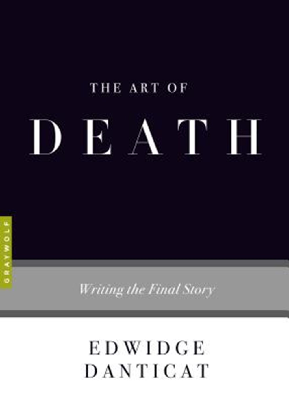 Art of Death Writing the Final Story