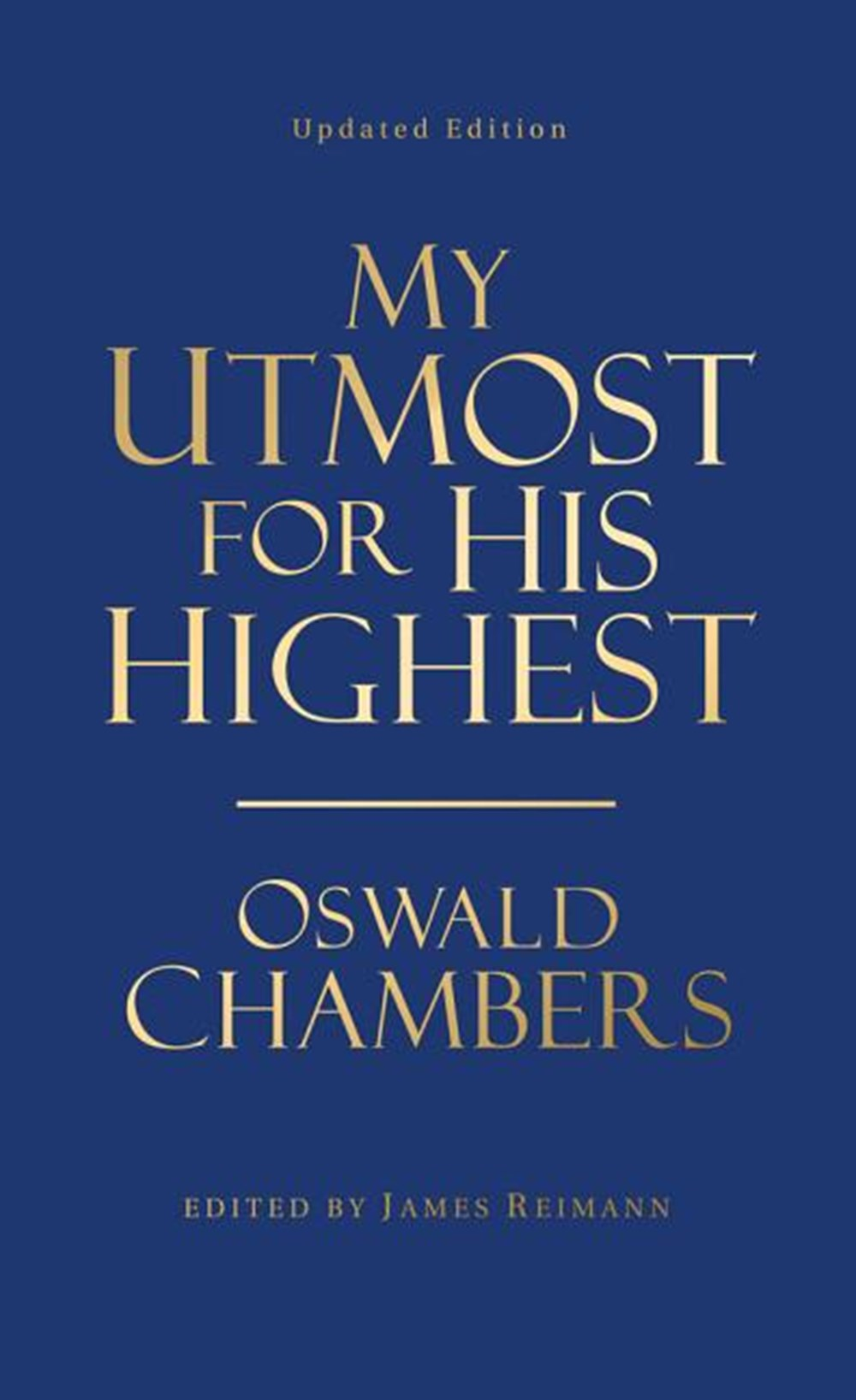 My Utmost for His Highest Classic Language Limited Edition (Special)