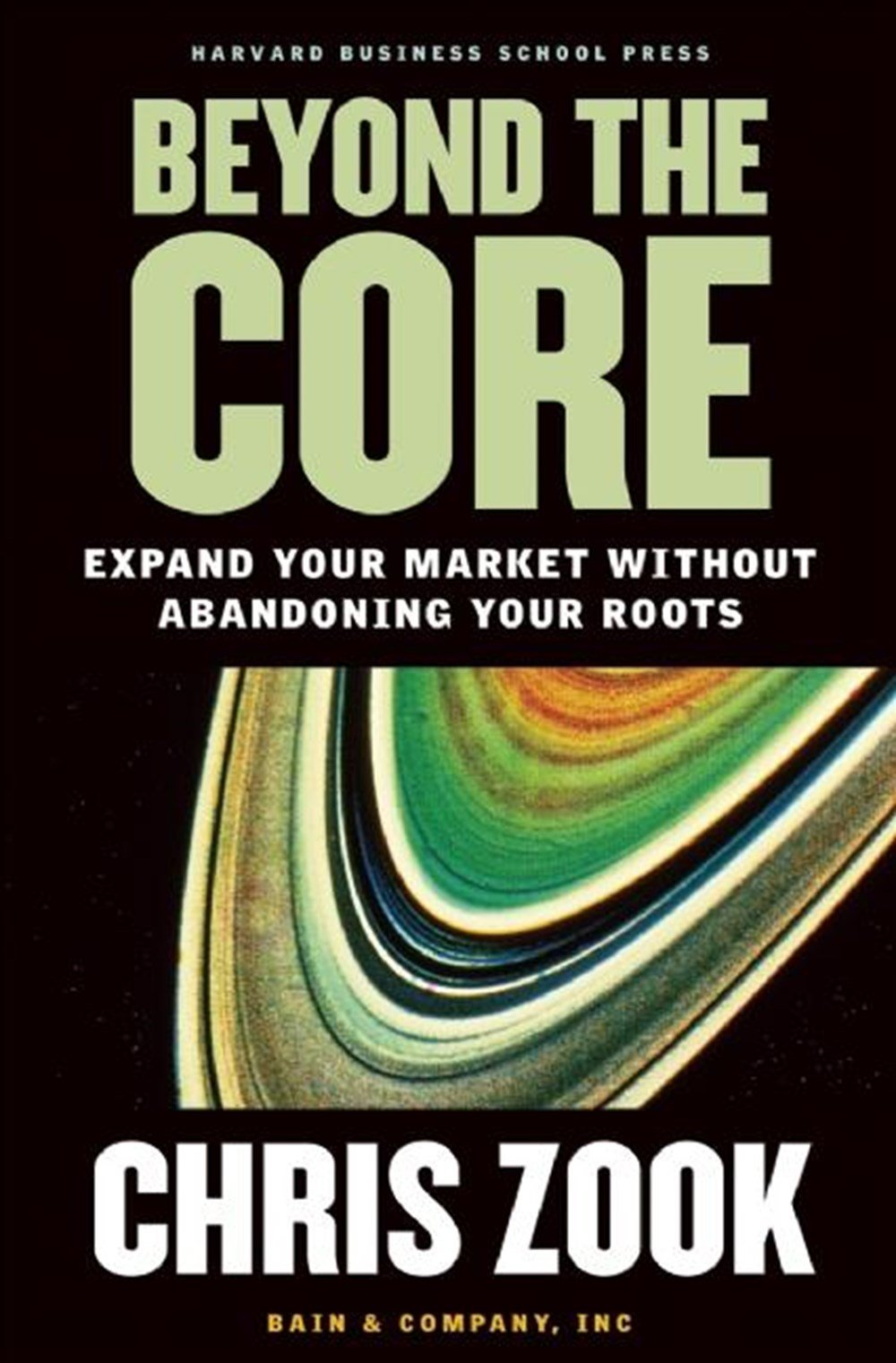Beyond the Core Expand Your Market Without Abandoning Your Roots