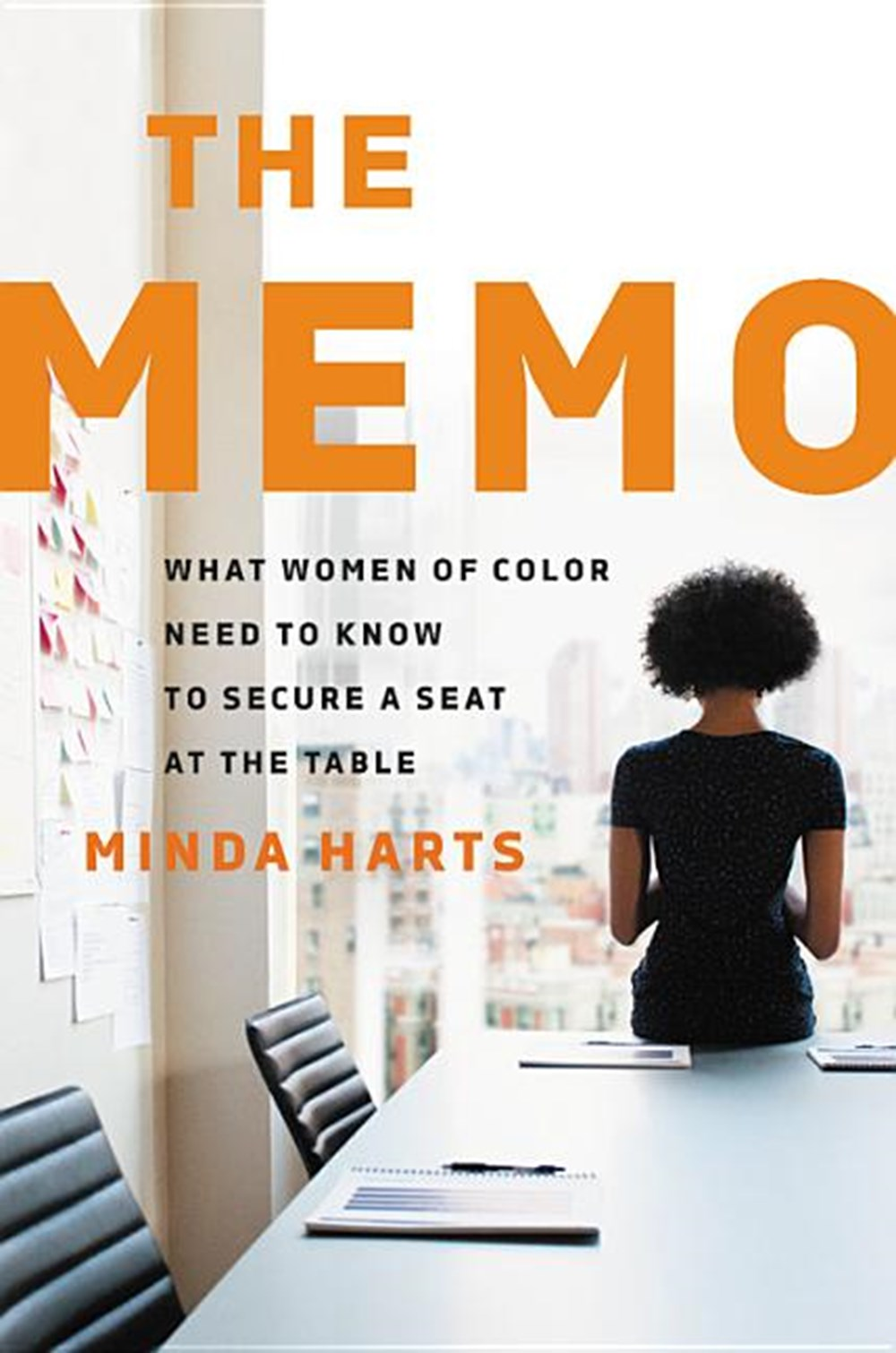 Memo What Women of Color Need to Know to Secure a Seat at the Table