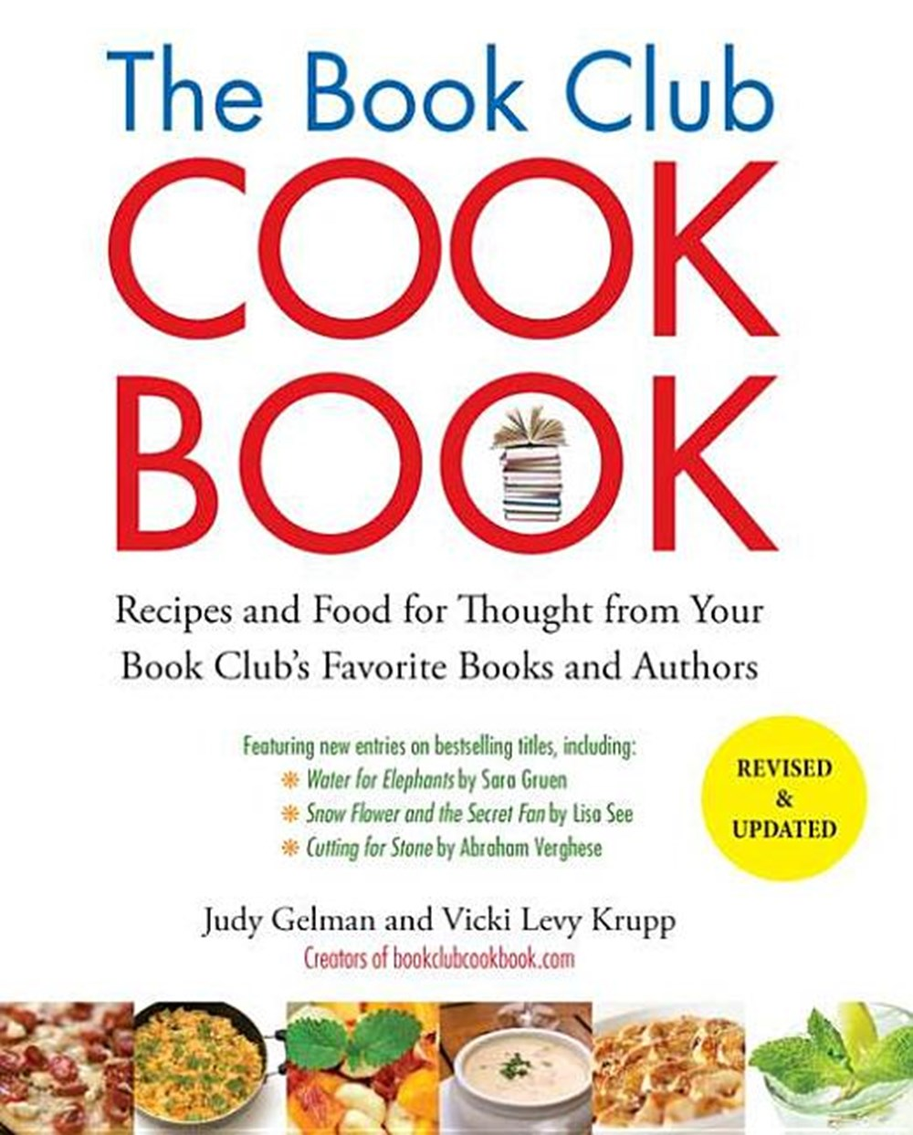 Book Club Cookbook Recipes and Food for Thought from Your Book Club's Favorite Books and Authors (Re