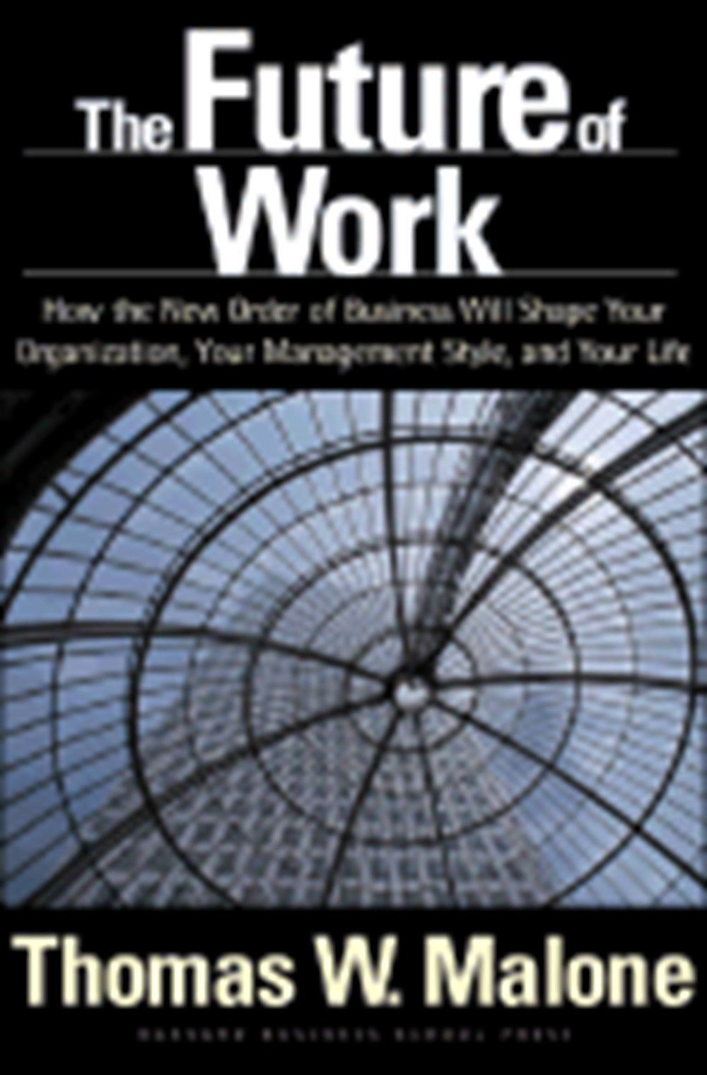Future of Work How the New Order of Business Will Shape Your Organization, Your Management Style, an