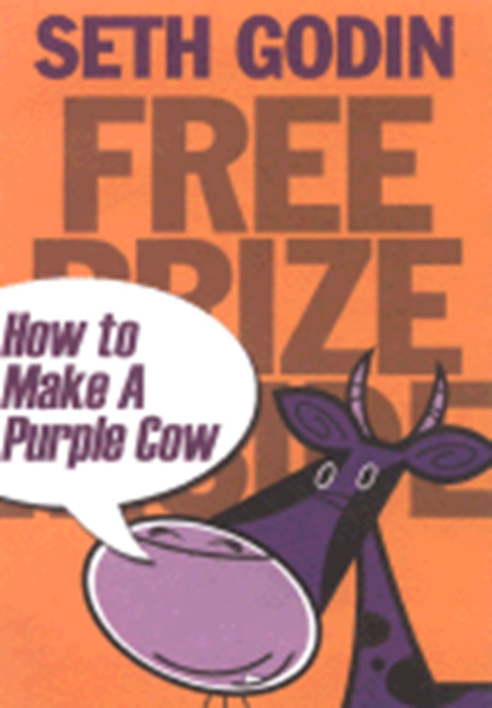 Free Prize Inside! How to Make a Purple Cow