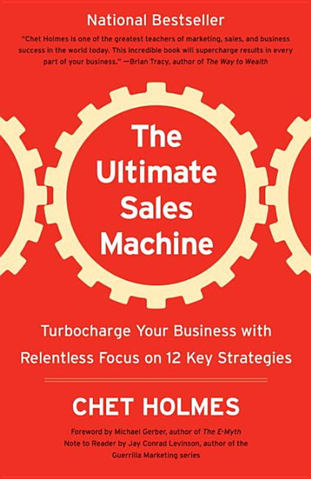 Ultimate Sales Machine Turbocharge Your Business with Relentless Focus on 12 Key Strategies