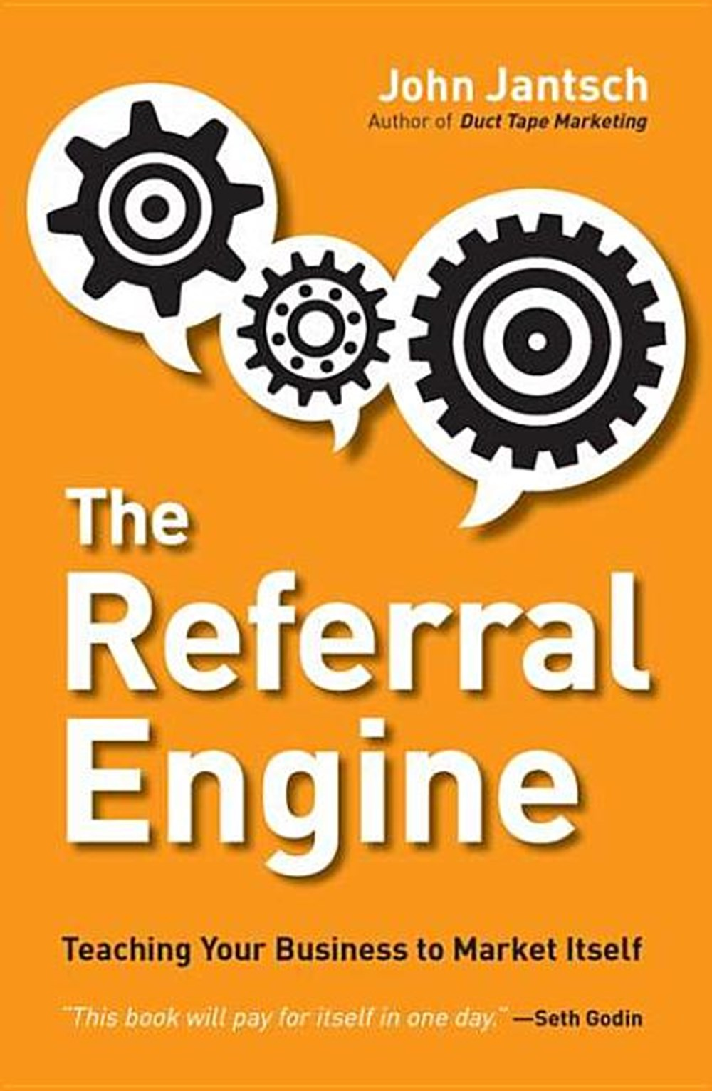 Referral Engine Teaching Your Business to Market Itself