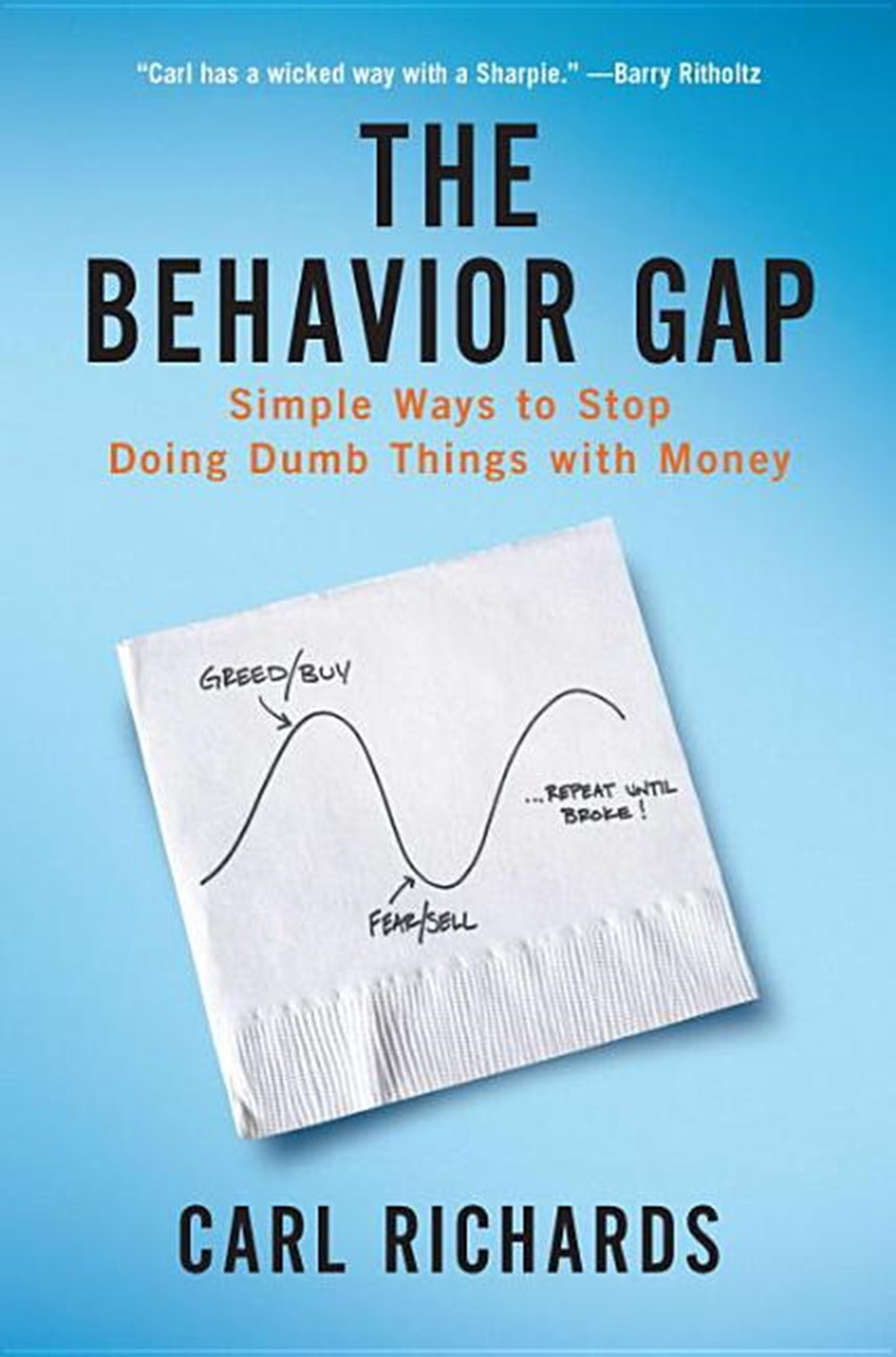 Behavior Gap Simple Ways to Stop Doing Dumb Things with Money