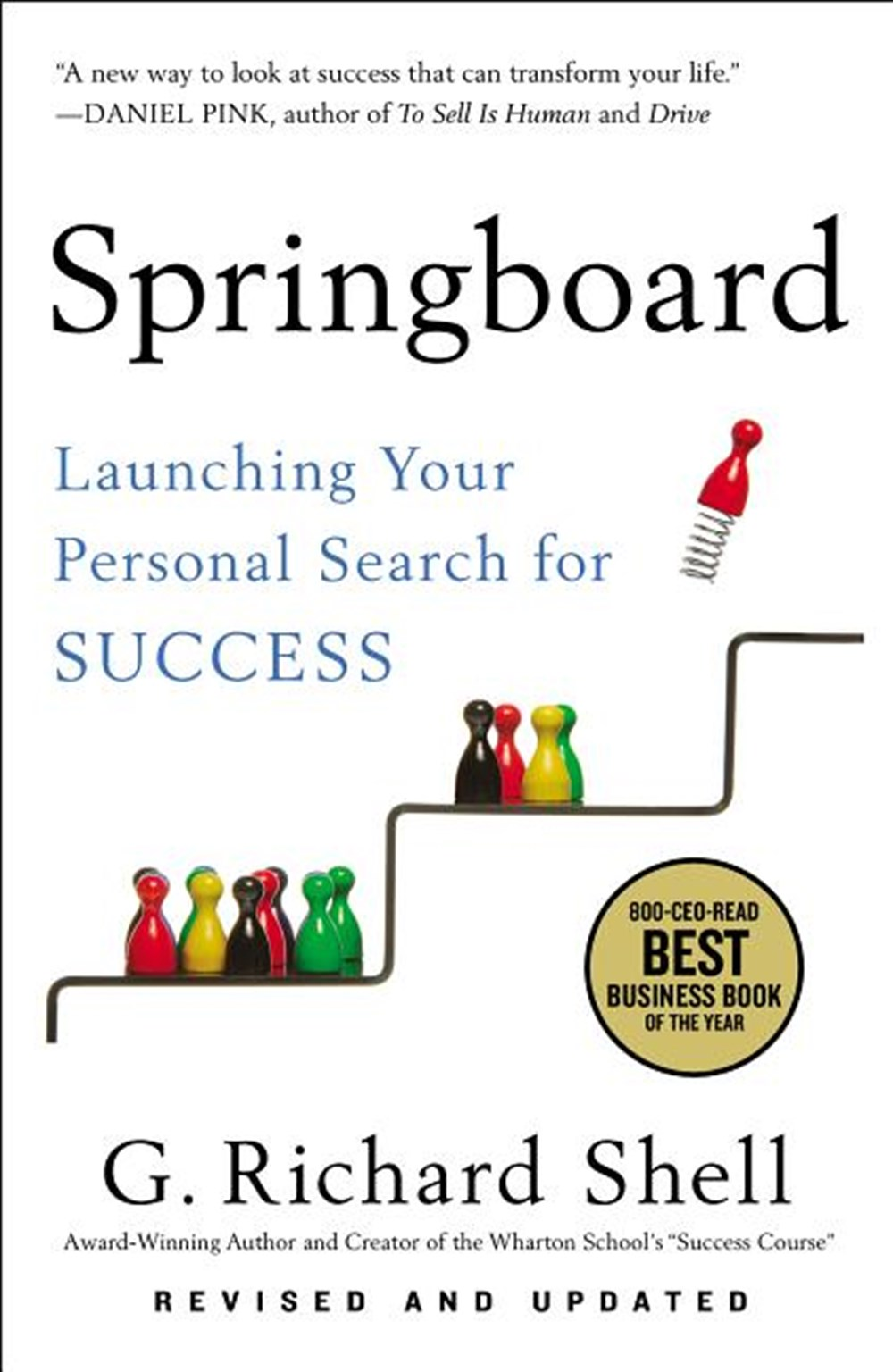 Springboard Launching Your Personal Search for Success