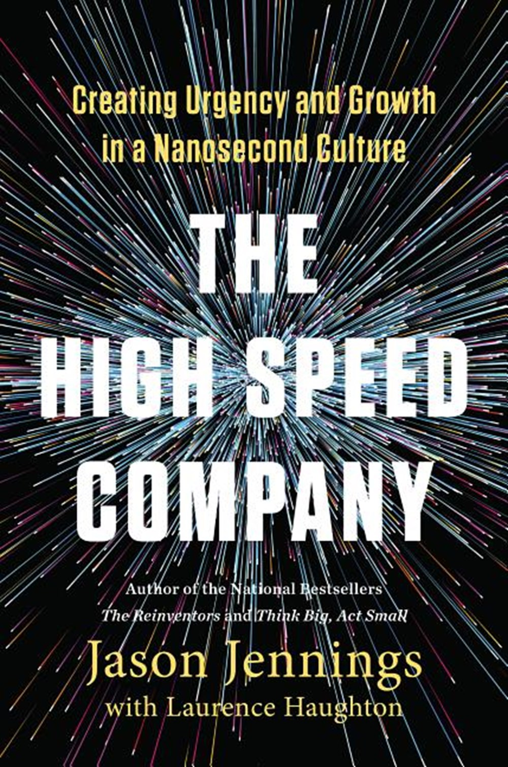 High-Speed Company Creating Urgency and Growth in a Nanosecond Culture
