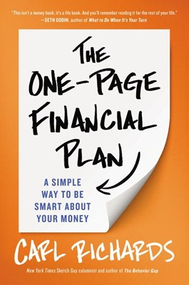 One-Page Financial Plan: A Simple Way to Be Smart about Your Money