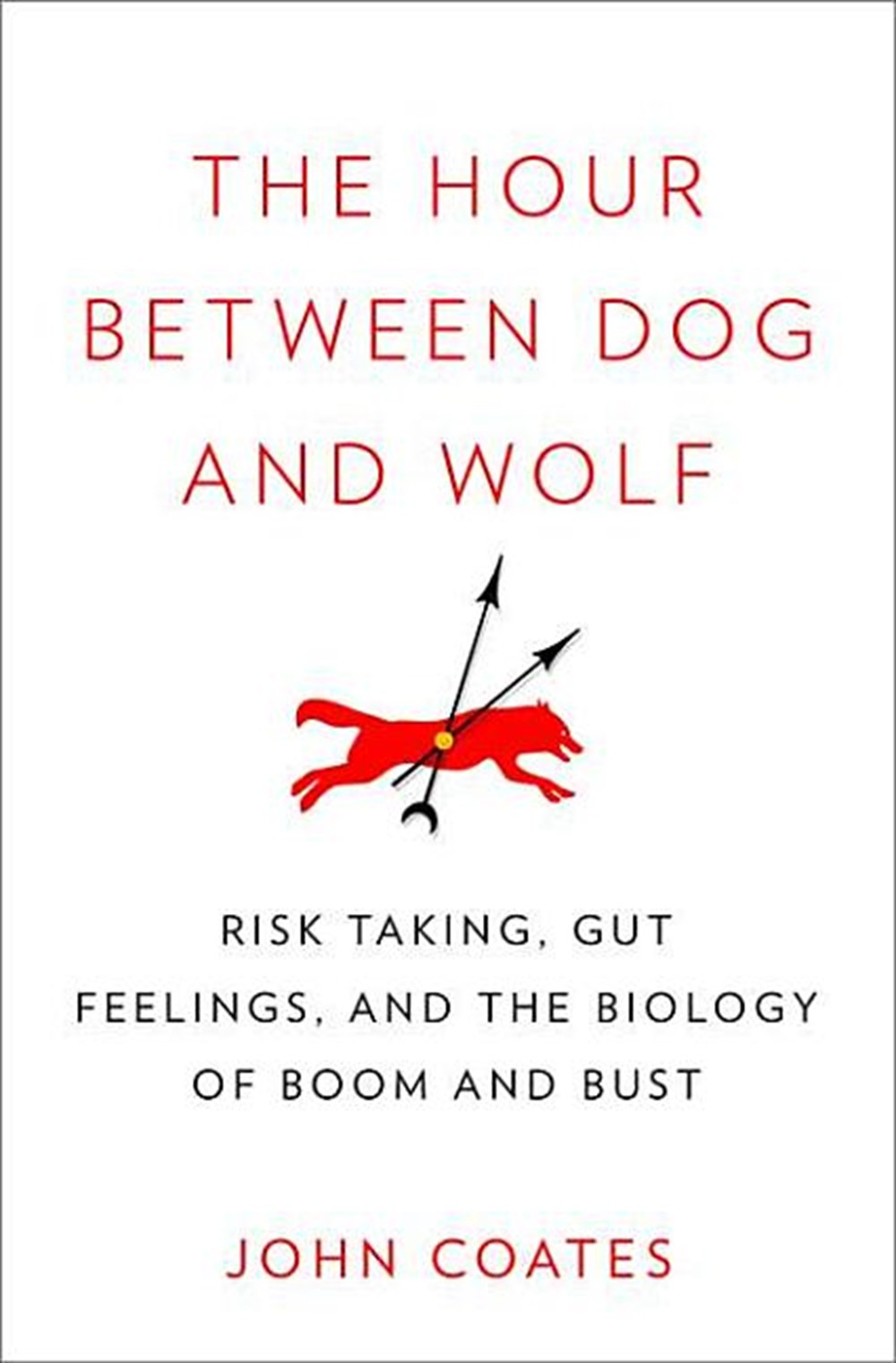 Hour Between Dog and Wolf Risk Taking, Gut Feelings and the Biology of Boom and Bust