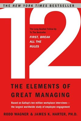 12: The Elements of Great Managing
