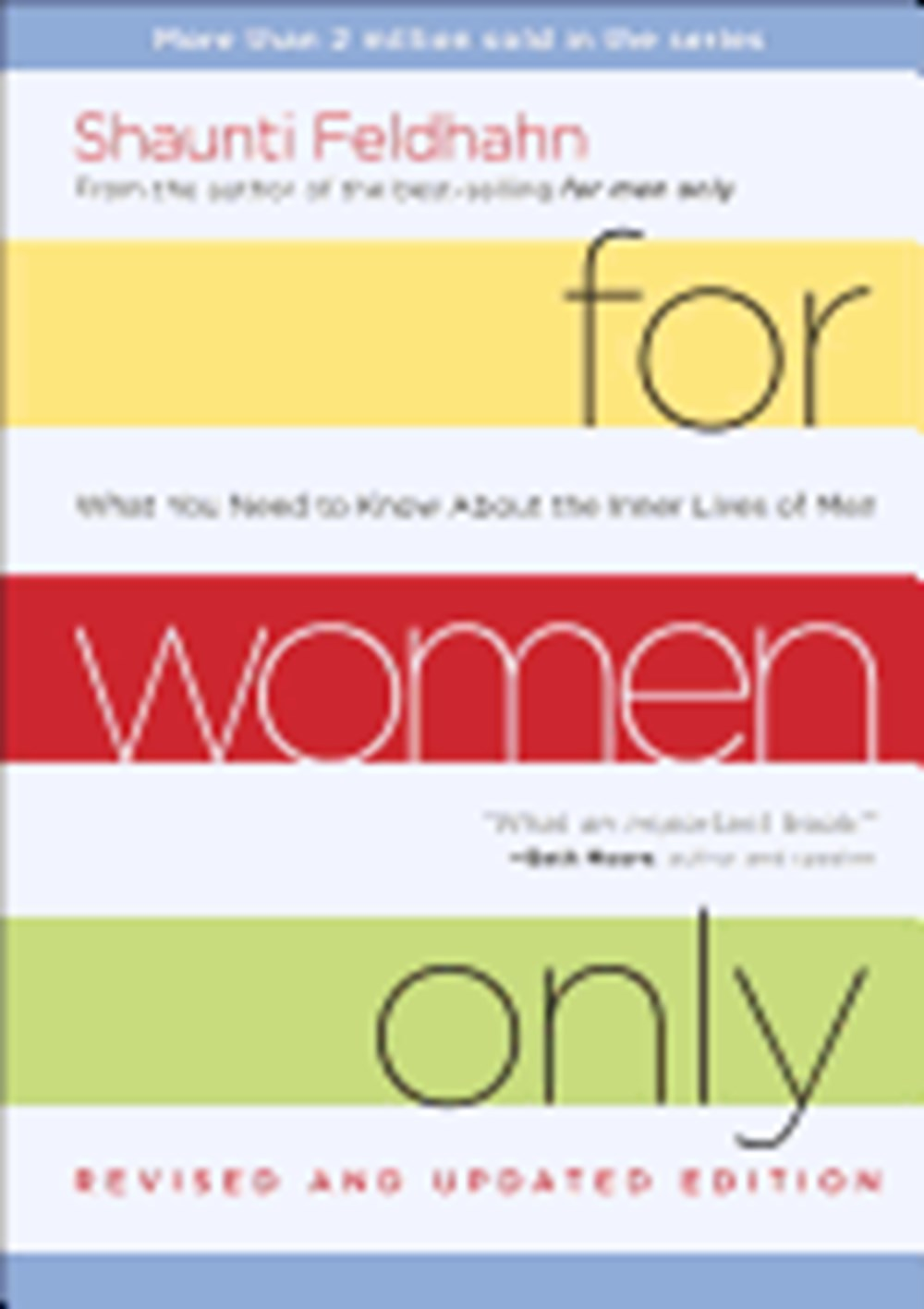 For Women Only What You Need to Know about the Inner Lives of Men (Revised, Updated)