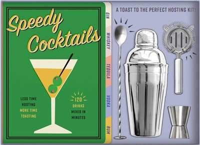 Speedy Cocktail Kit