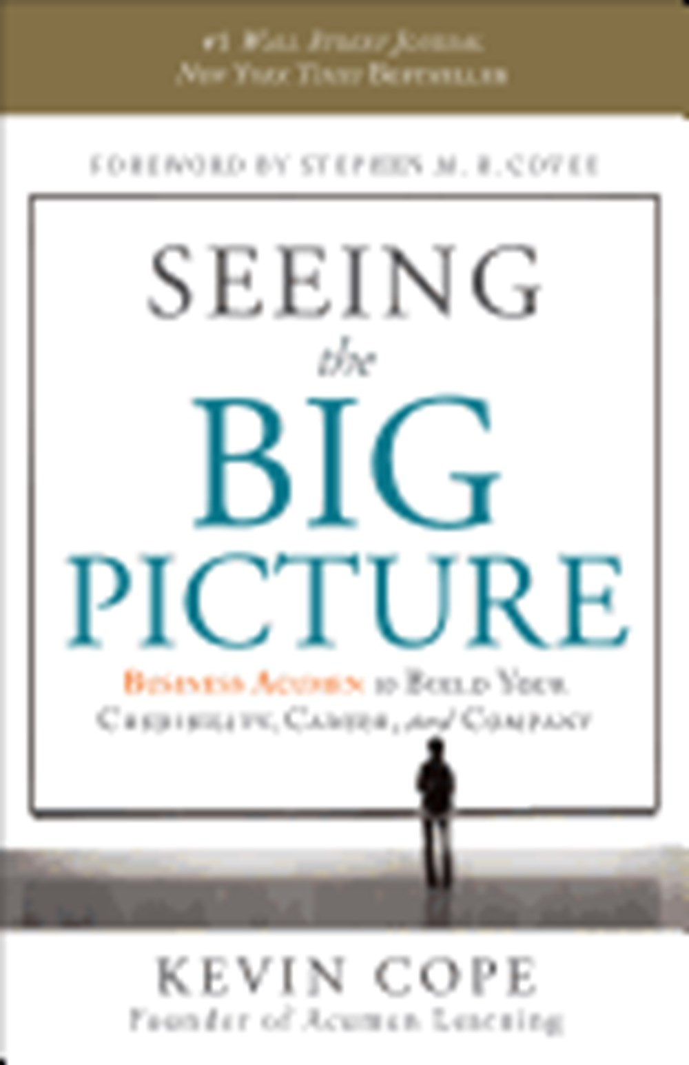 Seeing the Big Picture Business Acumen to Build Your Credibility, Career, and Company