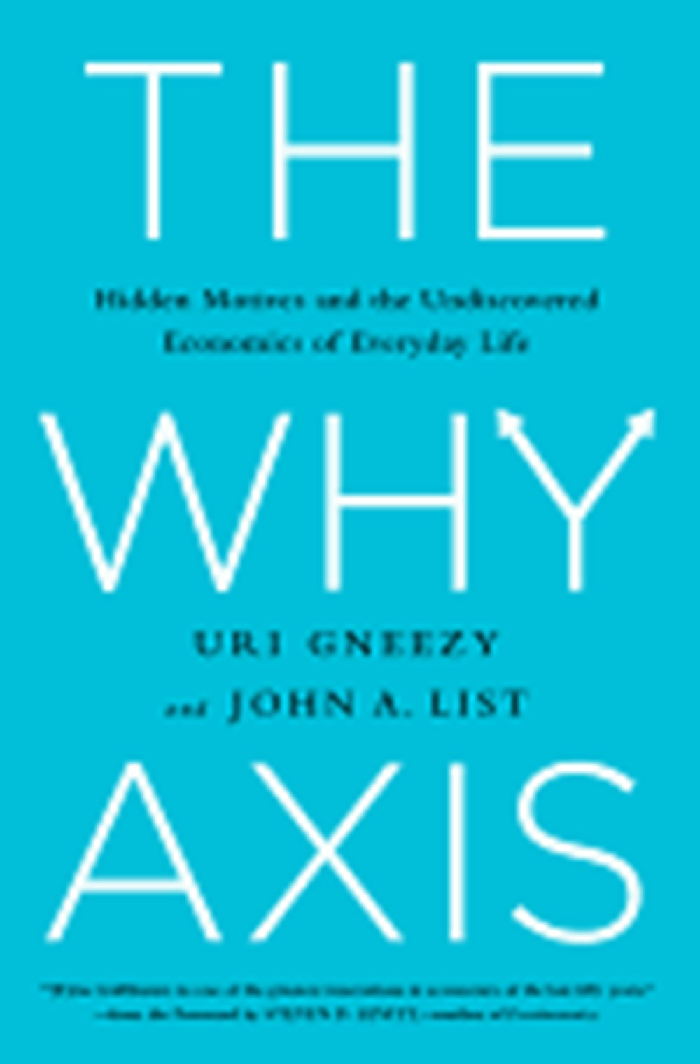 Why Axis Hidden Motives and the Undiscovered Economics of Everyday Life